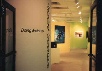 Doing Business: Dysfunctional Corporate Culture