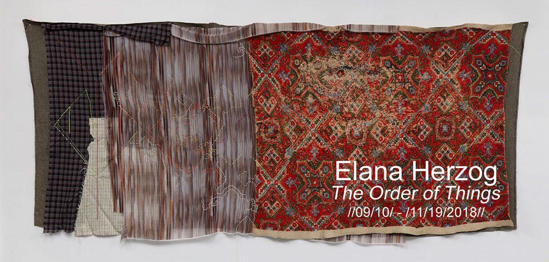 Elana Herzog: The Order of Things