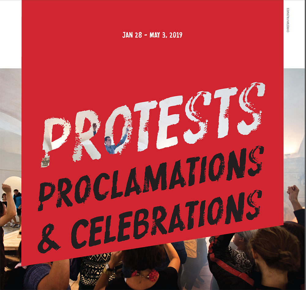 Protest, proclaimations, and celebrations